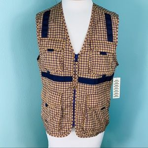 Urban Outfitters Size Small Utility Vest NEW